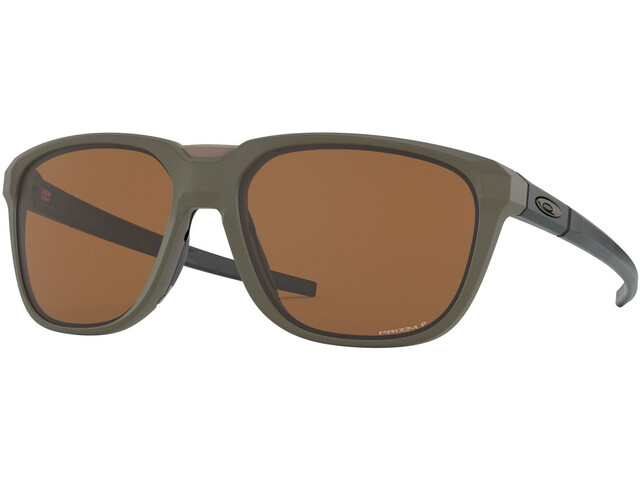 perdonato Pompei Disturbo  Oakley Anorak Sunglasses matte olive/prizm tungsten polarized at  bikester.co.uk
